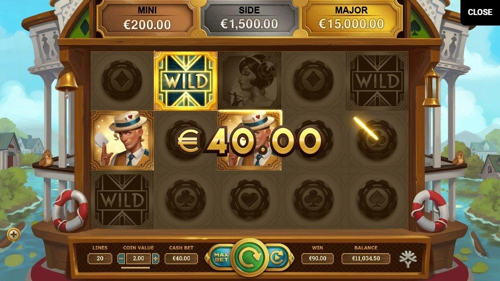 New Slot From Yggdrasil – Jackpot Express