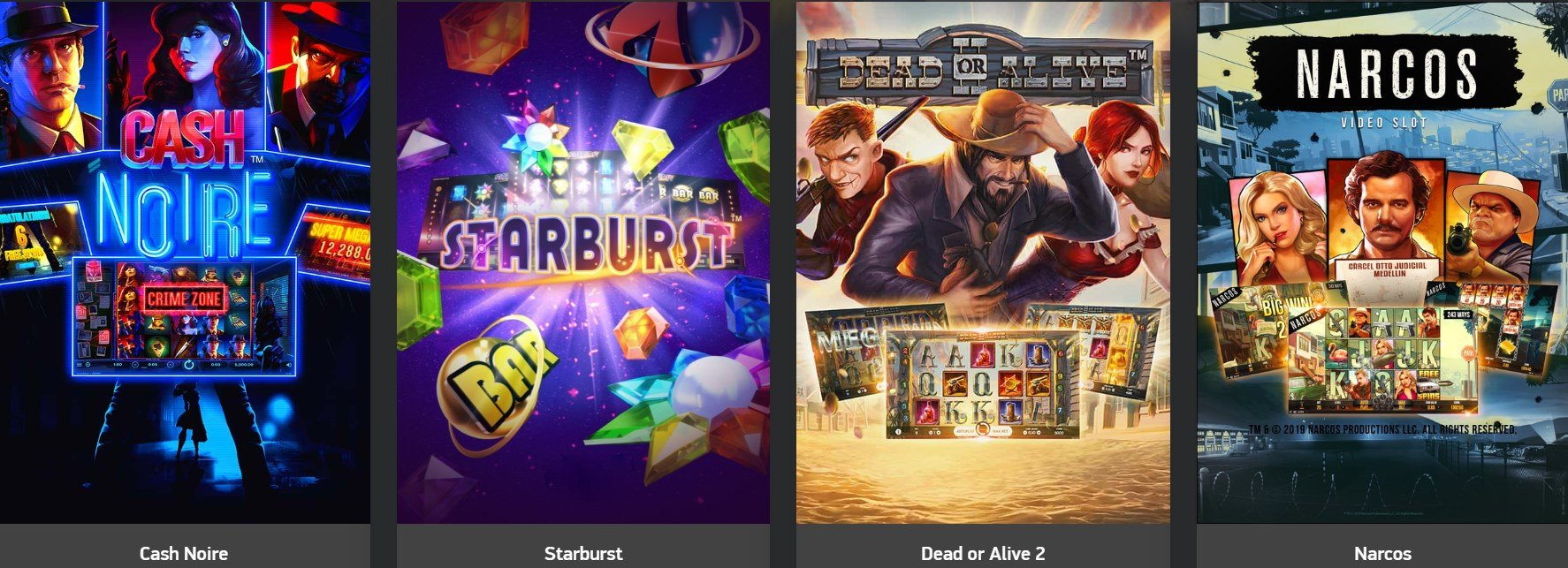 Netent – Top Casino Game Provider