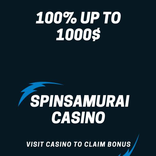 Spinsamurai casino