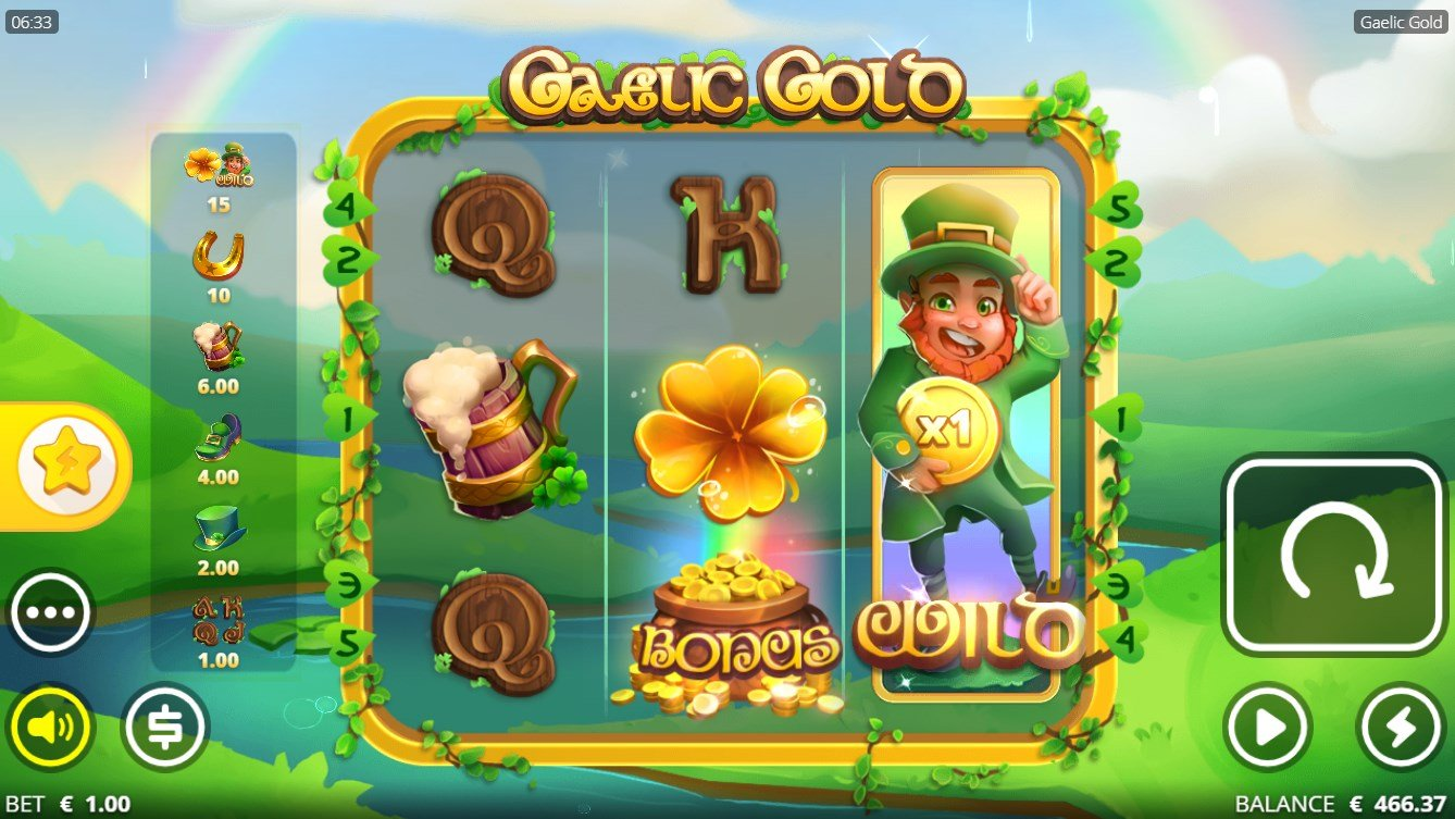 Gaelic Gold – Nolimit City – Review