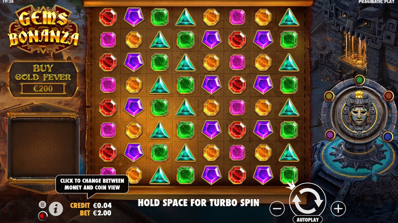 Gems Bonanza – Pragmatic Play – Review
