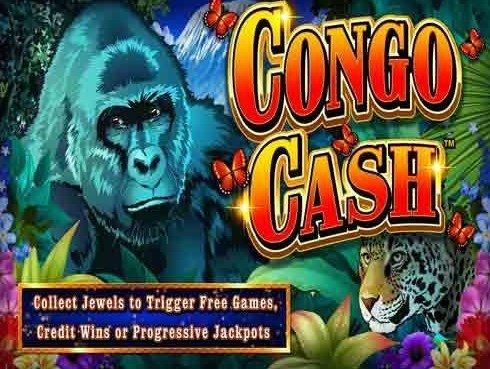 Congo Cash slot from Pragmatic Play
