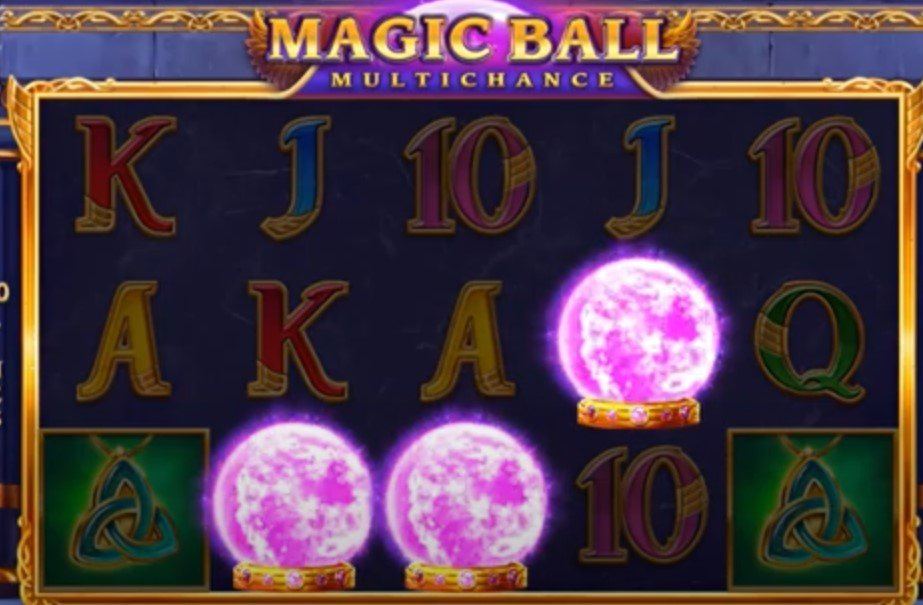 Magic Ball Multichance – New Slot From Booongo