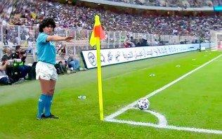 Maradona Hyperways – New Slot From GameArt