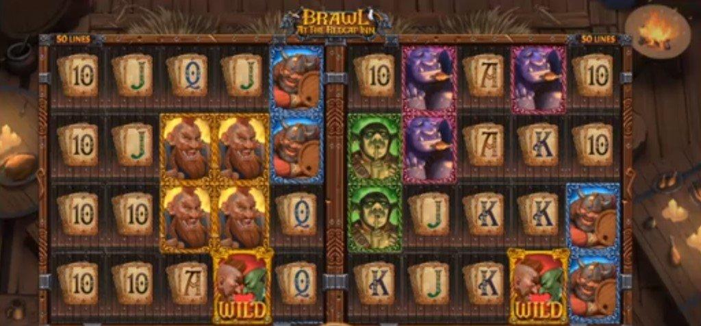 Brawl at the Redcap Inn – Yggdrasil New Slot