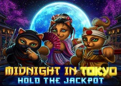 Midnight in Tokyo – Slot From Wazdan