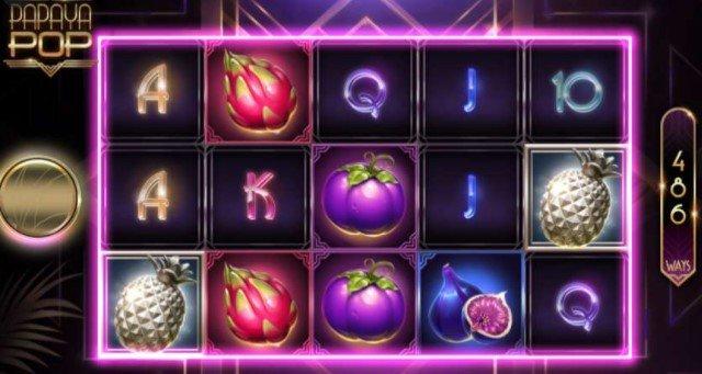 PapayaPop – Slot From Yggdrasil And AvatarUX
