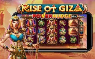 Rise of Giza – New Slot From Pragmatic Play