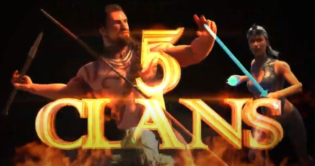 5 Clans: The Final Battle – New Slot From Yggdrasil