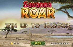 Savanna Roar – New Slot From Yggdrasil