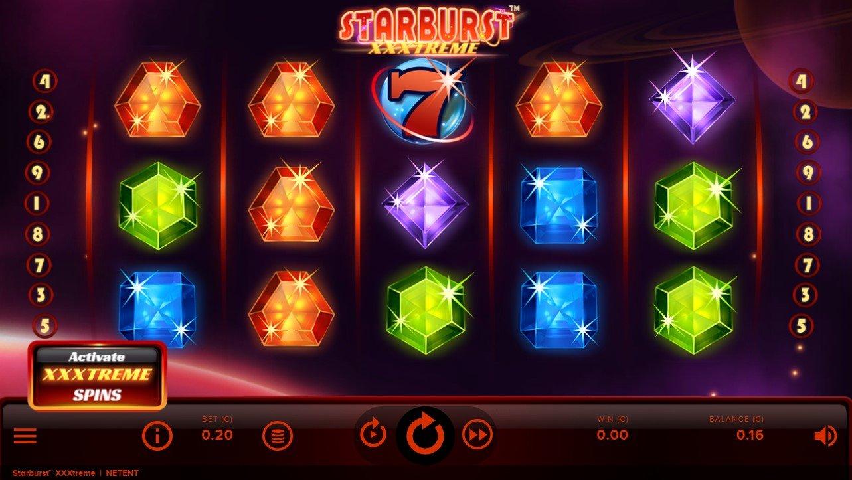Starburst XXXtreme – New Slot From Netent