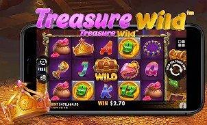 Treasure Wild – New Slot From Pragmatic Play