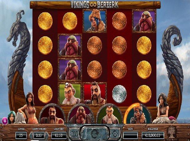 Vikings Go Berzerk Reloaded – Yggdrasil New Slot Game