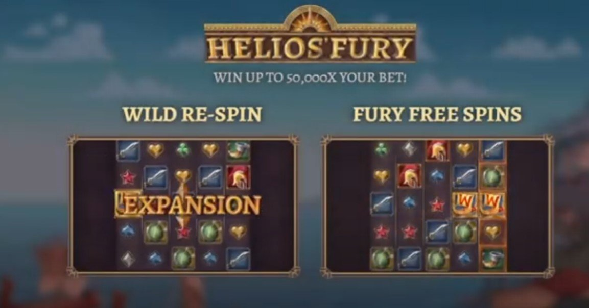 Helios Fury – New Slot From Relax Gaming